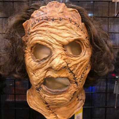 Texas Chainsaw Massacre 3D Leatherface Mask by Trick or Treat Studios In Stock