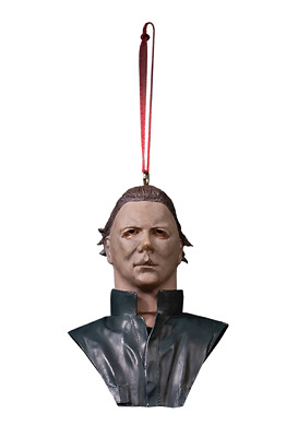 Halloween II Michael Myers Ornament Holiday Horrors Trick or Treat Studios