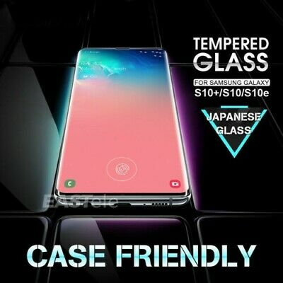 For Samsung Galaxy S10 Plus Note 10 S10e 6D Full Tempered Glass Screen Protector