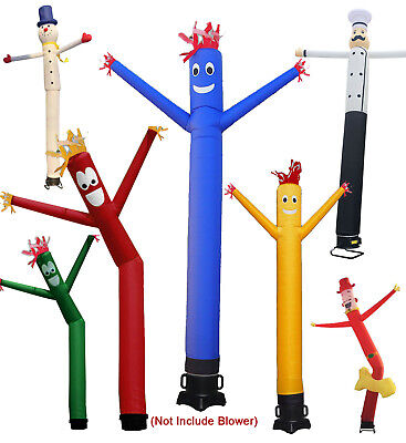 20ft6m Advertising Sky Dancer Inflatable Tube Man Air Wavy Wind Puppet No Blower
