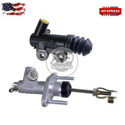 NEW Adler Clutch Master and Slave Cylinder for Honda Accord Prelude Acura CL