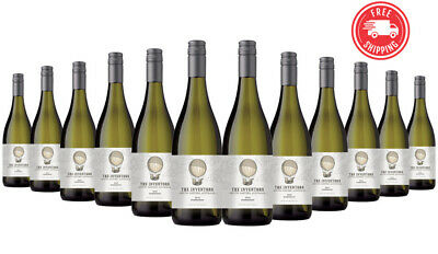 $109 Delivered The Inventors Chardonnay 2018 SEA 12x750ml Free Shipping/Returns
