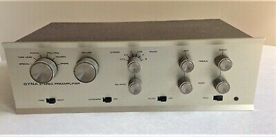NEW Just Rebuilt Dynaco PAS Tube Preamp