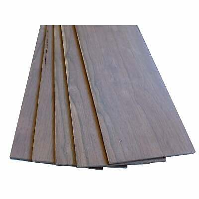 Turners' Mill Madagascan Rosewood Constructional Veneers - 380x90x3mm, Pack of 5