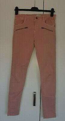 Zara Girls 13-14 Pink trousers with adjustable waist