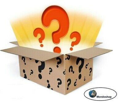 Mystery Box Prodotti Bellezza e Make up Cosmetici Nails Trucchi Scatola