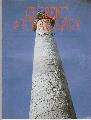 CURRENT ARCHAEOLOGY Magazine August 1994