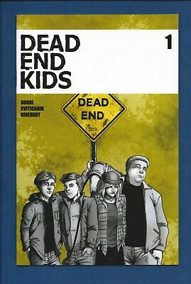 Dead End Kids #1 ~ First Print  ~ Source Point Press ~ NM