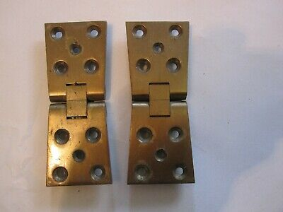 Vintage Bar Or Counter Top Flap Hinges