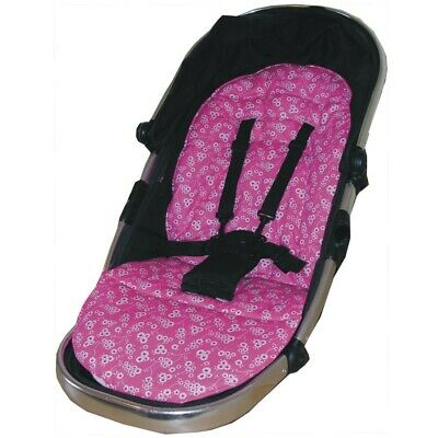 Oriental Blossom Seat Liners for i-Candy Peach Pushchairs