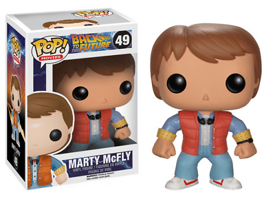 Funko Pop! Movies #49 - Back to the Future - Marty McFly