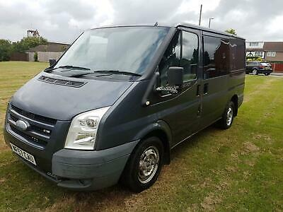 Ford Transit 2.2TDCi 110PS 280S SWB. RARE IN GREY TREND. NO VAT. MOT, 08/2020