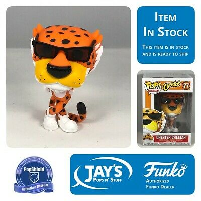 Funko POP! Ad Icons - Chester Cheetah Cheetos w/ Popshield In Stock