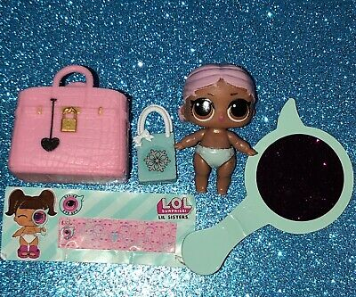 LOL Surprise Doll Lil Sisters LIL BIG CITY BB Eye Spy Series AUTHENTIC US SELLER