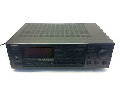 Vintage Used Onkyo Quartz Synthesized Tuner Amplifier R1 model TX-906 Parts