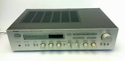 Vintage Used Yamaha R-900 Natural Sound Stereo Receiver Made in Japan Parts