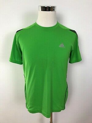 Adidas Response Formation Mens Sports Running Gym Wear T-Shirt Shirt Tee Size M