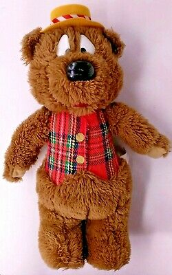 HUMPHREY B BEAR 40cms vintage plush toy