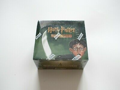 Harry Potter Chamber of Secrets Booster Box *Sealed* TCG CCG WotC CoS