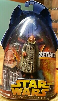 Star Wars Revenge of the Sith Meena Tills Senator Loose complet