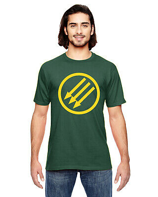 Portland Timbers Iron Front MLS Men's Graphic T Shirt