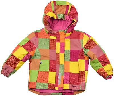 LUPILU kid girl jacket hooded zip long sleeve multi colours size 86/92 Authentic