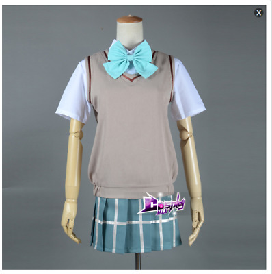 US SHIP Anime Clothing For Fashion Lady Dress Cosplay Costume S-L