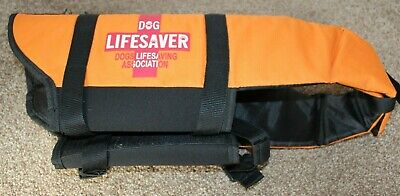 dog life saving jacket by lovable dog style