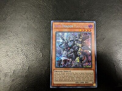 Iron Dragon Tiamaton MINT