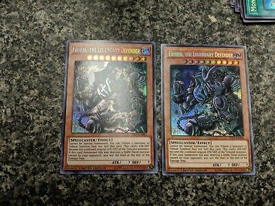 Exodia, the Legendary Defender MINT