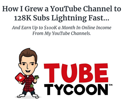 Dan Brock – Tube Tycoon – Value $697 Youtube Course [FULL COURSE] [FAST LINK]