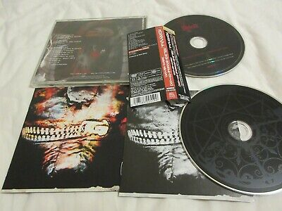 SLIPKNOT / vol.3 / JAPAN LTD CD&DVD OBI, bonus track
