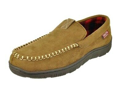 Signature by Levi Strauss & Co Men's Venetian Moccasin Slip-on Slippers Shoes