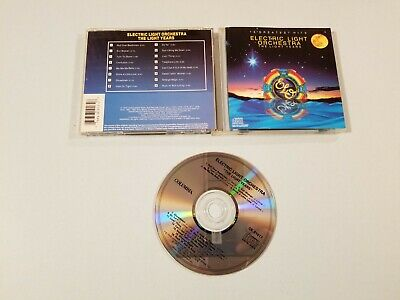 The Light Years (Greatest Hits) by The Electric Light Orchestra (CD,1985, Sony)