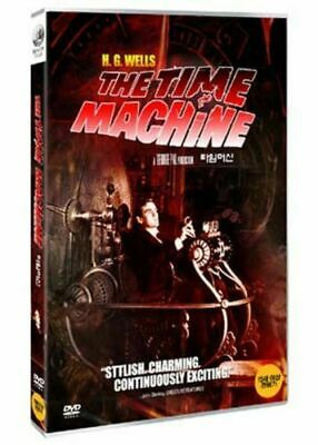 [DVD] The Time Machine (1960) Rod Taylor *NEW
