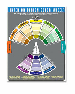 The Color Wheel Company Interior Design Color Wheel