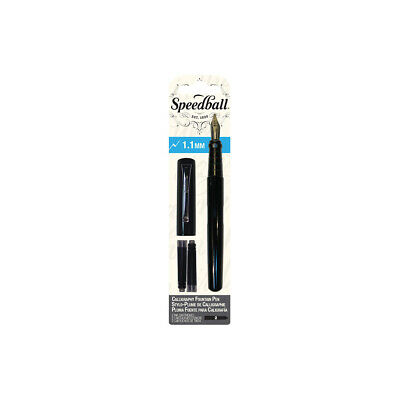 Speedball Calligraphy Fountain Pen 1.1mm Nib