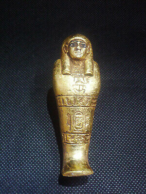 EGYPTIAN ANTIQUE ANTIQUITIES Ushabti Shawabti Shabti Shabty 1570-1083 BC