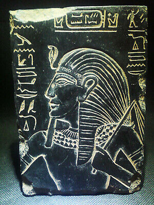 EGYPTIAN ANTIQUE ANTIQUITIES Stela Stele Stelae 1549-1312 BC