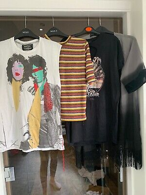 Womens Size Small 8 10 Joblot Bundle Of Clothing 11 Items Zara H&M Forever 21