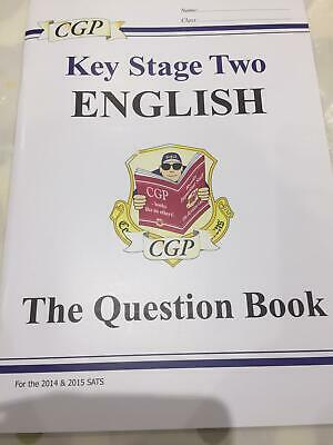 CGP Key Stage Two English - The Question Book