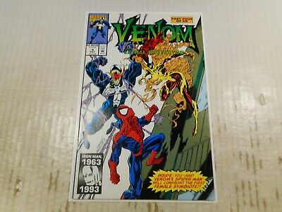 Venom Lethal Protector #4, First Scream, VF