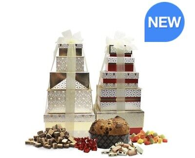 2 x Festive Tower of Treats For Special Occasion -  mhaltd