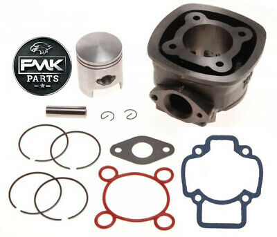 70cc Big Bore Cylinder Barrel Kit for PIAGGIO NRG MC2 MC3 POWER ZIP SP2 50 LC 2T