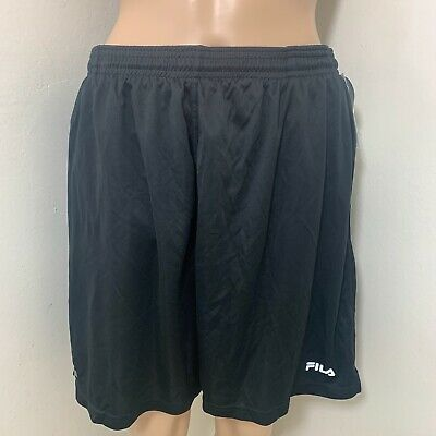 Vintage FILA Rovigo Athletic Shorts Lined Men's SZ L New NWT Deadstock Swim Run