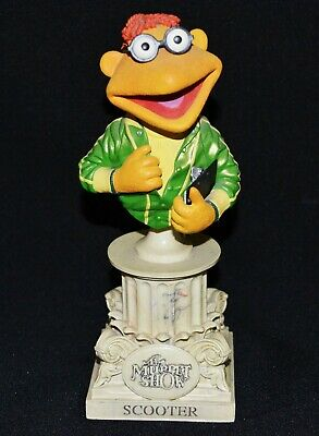 The Muppet Show Scooter Bust Limited Edition Figure 2003 #240/5000