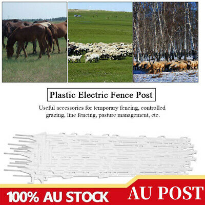 Insulated Fence Posts Tread In Posts Multi Wire Tape Electric Fence Post Graze