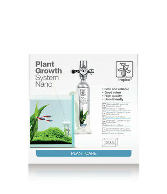 tropica Plant Growth CO2 System Nano