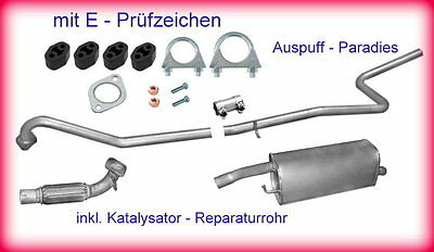 955 ADAPTAEUR FLEX FLEXIBLE ECHAPPEMENT ALFA ROMEO MITO