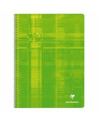 Clairefontaine Cahier Reliure 24x32 Pag180 Seyes